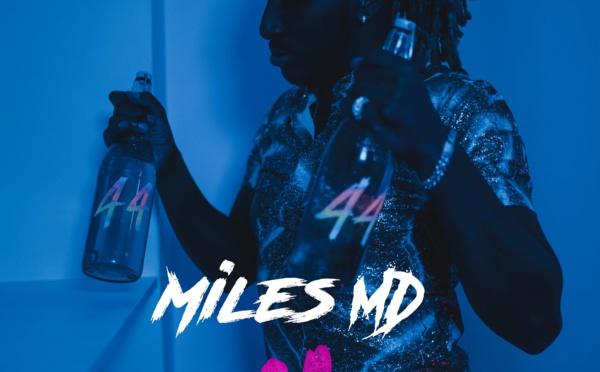 Le rappeur Miles MD sort un excellent single 44