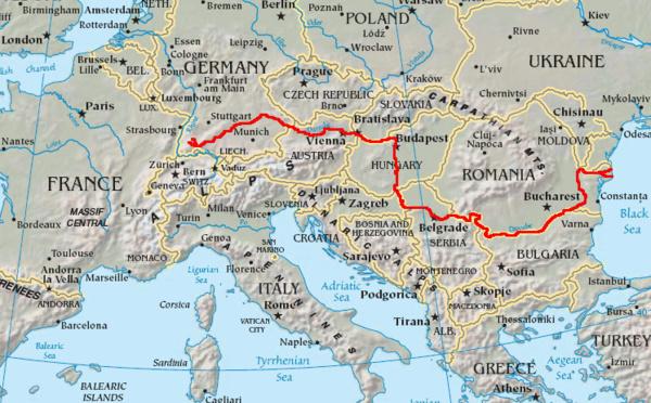 Naviguer plus aisément sur le Danube