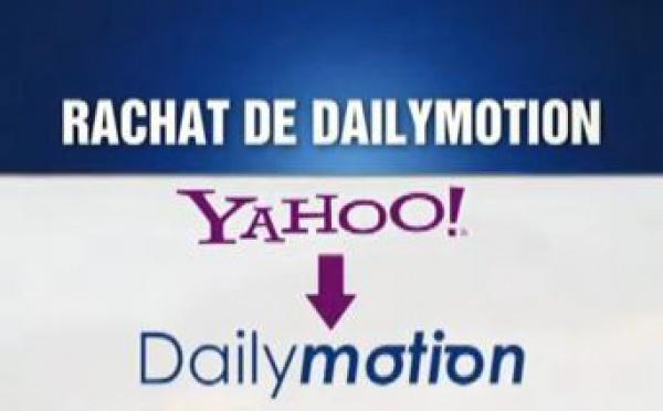 Actu à la une - Montebourg empêche le rachat de Dailymotion par Yahoo