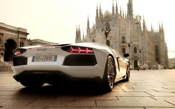 Lamborghini 50th Anniversary – Grande Giro