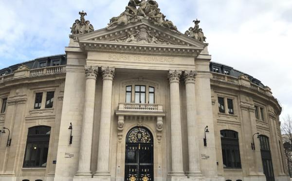 La Bourse de Commerce de Paris  se reconvertit