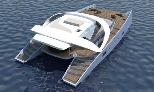L'IMAGE DU JOUR: Catamaran