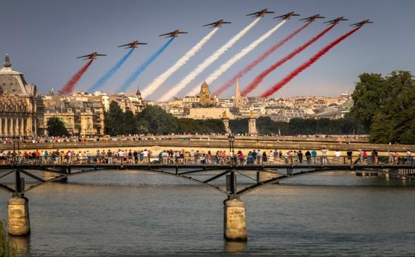 "14 Juillet2021 : ""Gagner l'avenir"""