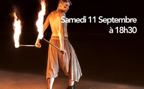 """Arts Sur Glace de la compagnie """"Moins 5"""": Quand les arts du cirque et le patinage se rencontre"""