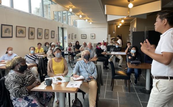 Selles-sur-Cher : succès de la première journée bien-être & médecine chinoise