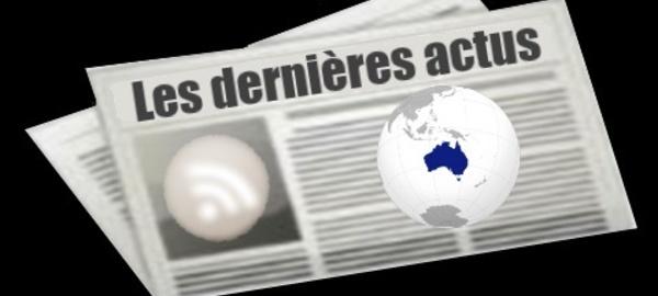 Les dernières actus d'Australie et Océanie