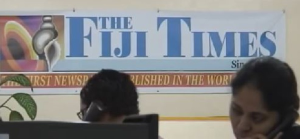 Fidji: Mettre fin au climat de peur
