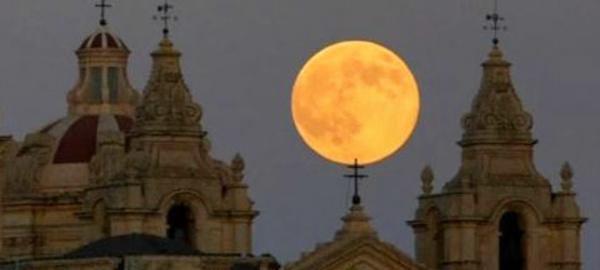 Rendez-vous avec la super-Lune