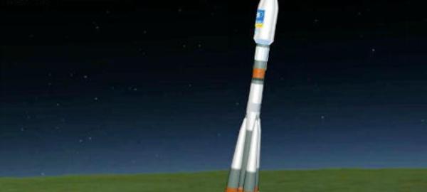 La vidéo du jour: Deux satellites en perdition