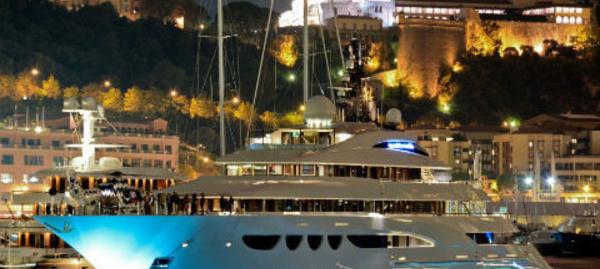 Le Monaco Yacht Show 2014 en images