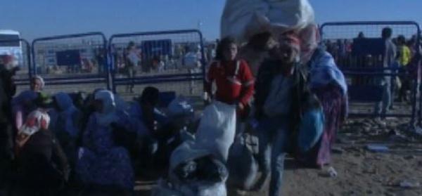 Turquie: Les réfugiés bloqués à la frontière