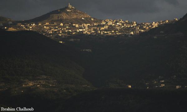 L'IMAGE DU JOUR: Le village d'Ehden