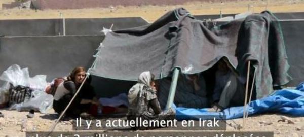 Irak: Terribles brèches dans l'aide humanitaire