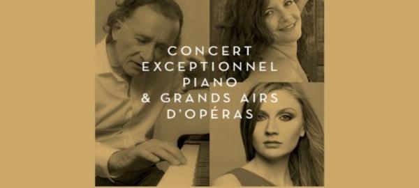 Concert exceptionnel du Cercle Richard Wagner Rive Droite