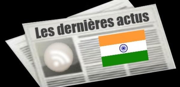 Les dernières actus d'Inde