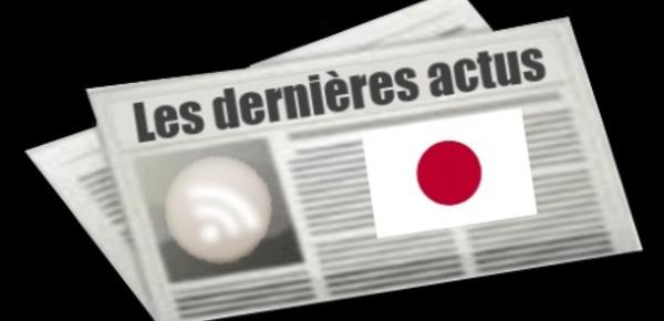 Les dernières actus du Japon