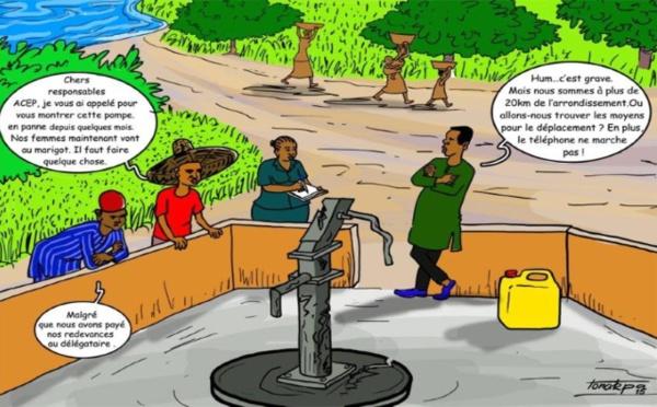Bénin: Fonctionnement des ACEP dans les communes de l'Atacora et de la Donga