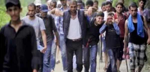 Balkans: Des réfugiés et des migrants frappés par la police
