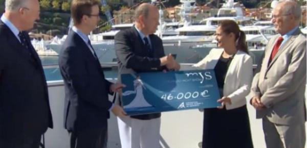 Le Monaco Yacht Show 2015 en images