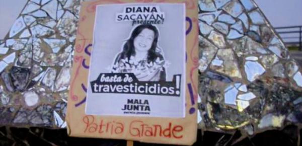 Argentine: vague d'attaques visant des transgenres