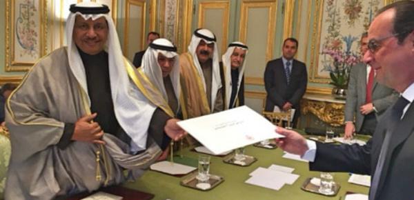Le Koweït et la France signent plusieurs contrats stratégiques