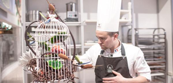 Vincent Vallée, premier Français sacré meilleur chocolatier du monde