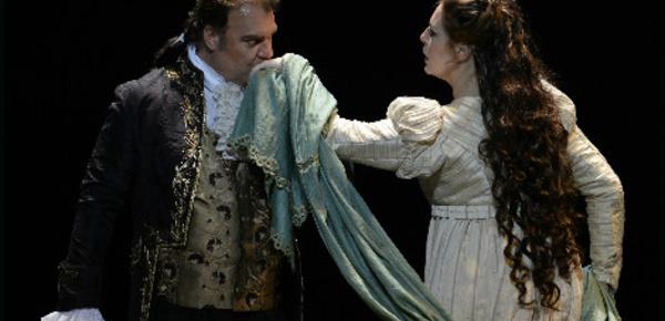 Tosca sous tension à l'Opéra de Monte-Carlo