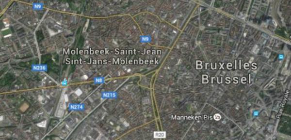 Onirique Ontologie: la Belgique sous haute tension
