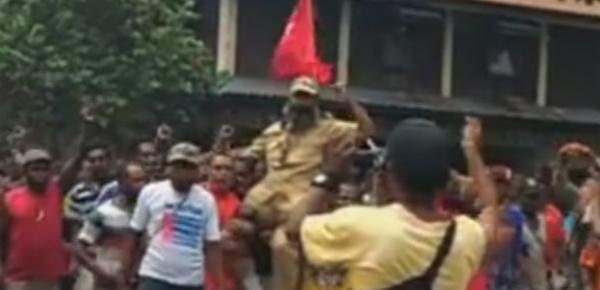 Indonésie: un indépendantiste papou libéré