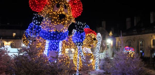 Un Noël extraordinaire à Dijon