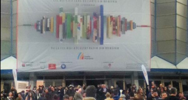 GADIF couronne le monde des livres à Gaudeamus 2015