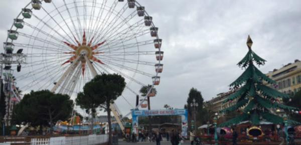 Nice: un village de Noël aux saveurs de la région