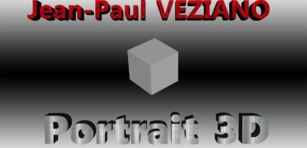 Portrait 3D: Jean-Paul Veziano se confie