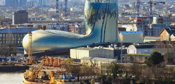 Polémiques autour de la Cité du vin à Bordeaux