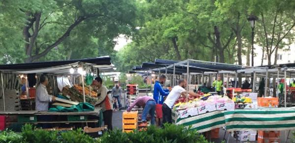 Le commerce sur espace public à Paris, un succès manifeste