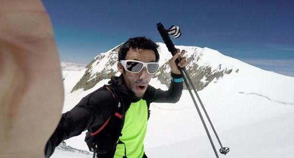 Deux Mont-Blanc en moins de 12h pour Kilian Jornet