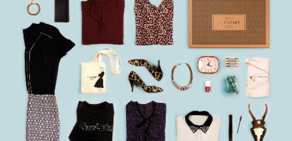 Le Closet ou la mode différemment
