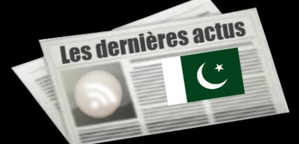 Les dernières actus de Pakistan