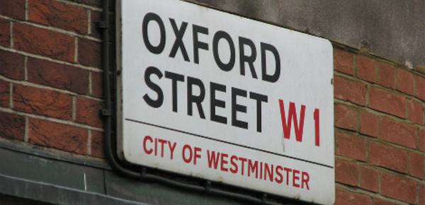 Oxford Street sera piétonne d'ici 2020