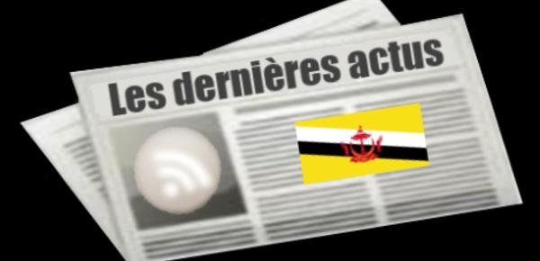 Les dernières actus de Brunei