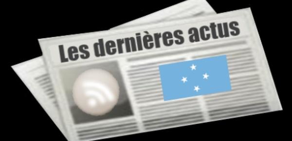 Les dernières actus de la Micronésie