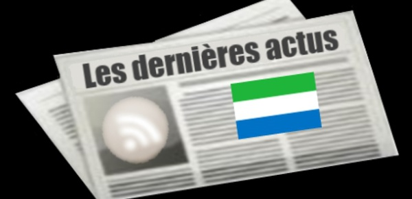 Les dernières actus de la Sierra Leone