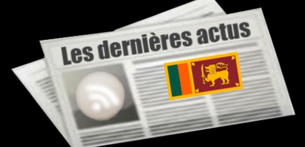 Les dernières actus du Sri Lanka