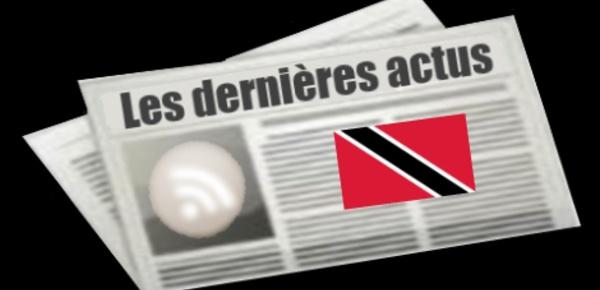 Les dernières actus de Trinité-et-Tobago