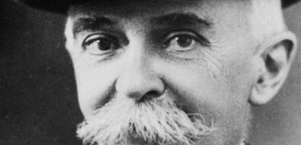 Pierre de Coubertin, le rénovateur des JO et fondateur du CIO