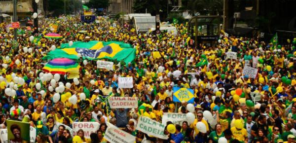 Des Jeux Olympiques dans un Brésil en pleine crise