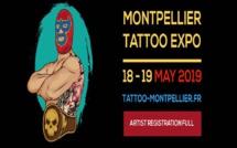 La Tattoo Kulture s'installe au Parc des Expositions de Montpellier (c) Montpellier Tattoo Expo