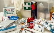 En vacances, et notamment à l'étranger, mieux vaut partir avec quelques médicaments de base (c) pxhere.
