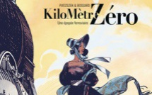 """Couverture de l'album """"Kilomètre Zéro"""" tome 1 © Florent Bossard et Bamboo Éditions"""