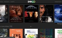 Site web de la plateforme Imago TV (c) Imago TV
